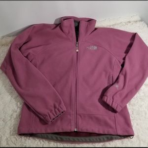 Pink forth face jacket
